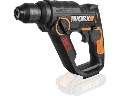 Akku-Bohrhammer Worx WX390.9 3-in-1 20 V Li ohne Akku und Ladegerät
