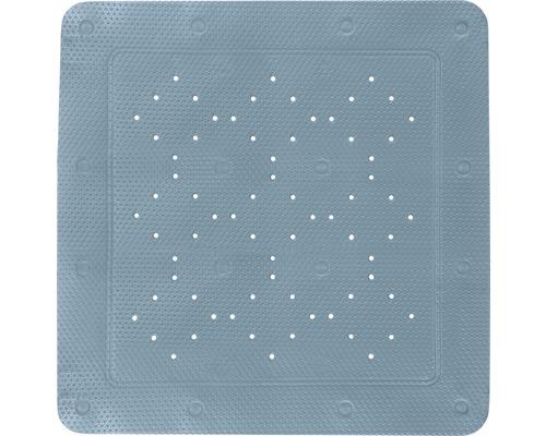Tapis antidérapant pour douche Kleine Wolke Calypso 55 x 55 cm bleu