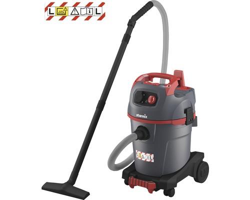 Aspirateur eau et poussière classe L aspirateur Starmix NSG uClean ARDL 1432 EHP