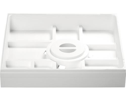 Soubassement pour receveur de douche spécial 2.0 adapté pour des receveurs de douche de 75 x 90 cm 17014550