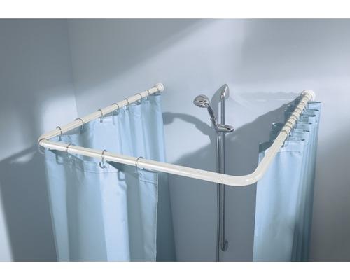 Barre de rideau de douche