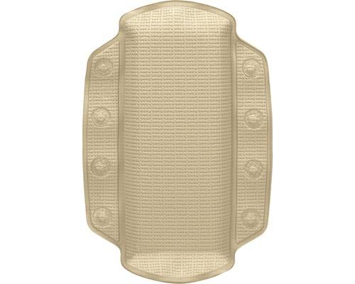 Appuie-tête rembourré Kleine Wolke Arosa 22 x 32 cm beige