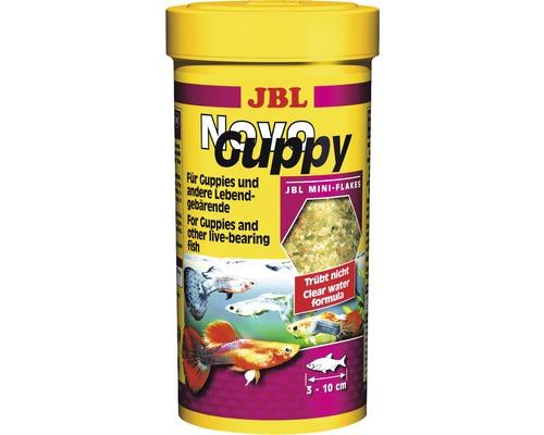 Flockenfutter JBL NovoGuppy 100 ml