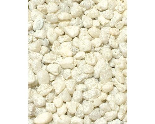 Gravier coloré 5kg, blanc