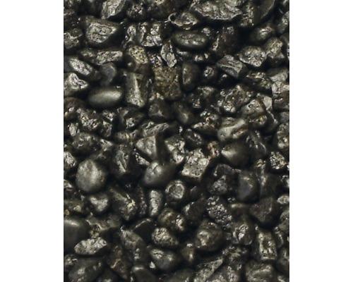 Gravier coloré 5kg, noir