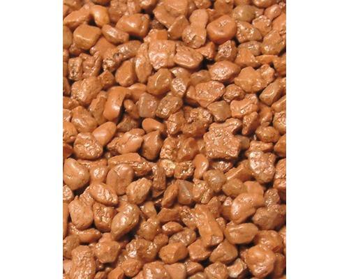 Gravier coloré 5kg, cuivre