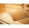 Repose-pieds pour sauna Weka en bois