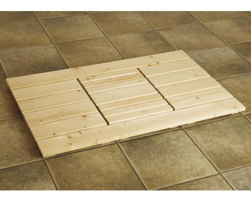 Sauna Bodenrost Weka 100x61,5 cm aus Holz