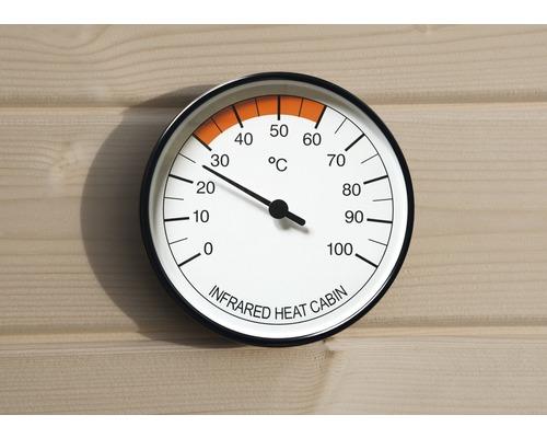 Thermomètre pour sauna Weka pour cabines infrarouges