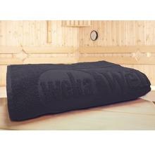 Serviette spéciale pour sauna Weka 70x180cm anthracite-thumb-0
