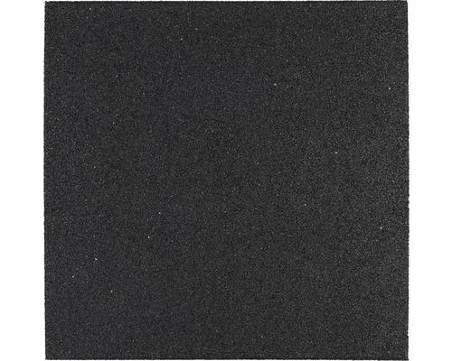 Dalle de protection anti-chute 50x50x4,5cm noir