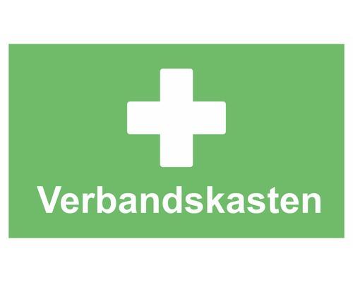 Panneau «Boîte à pharmacie» 250x150 mm