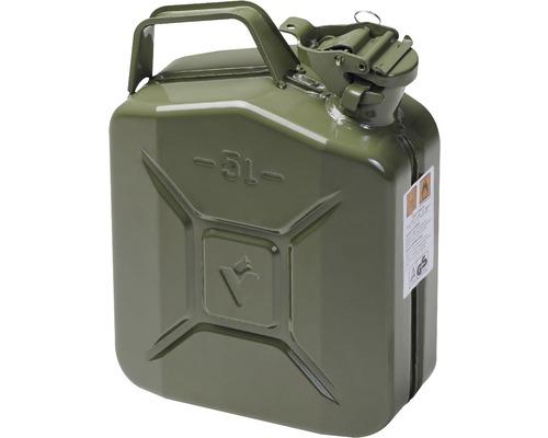 Bidon de carburant métal CLASSIC 5l Hünersdorff