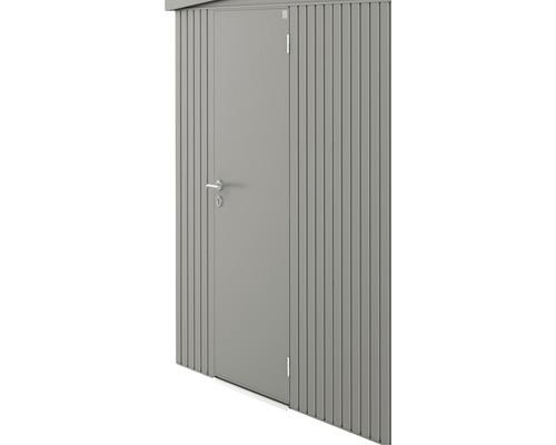 Porte supplémentaire biohort HighLine, AvantGarde, Panorama, tirant droit 80x185,5 cm gris quartz