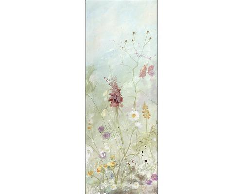 Tableau sur toile Wildblossom I 27x77 cm