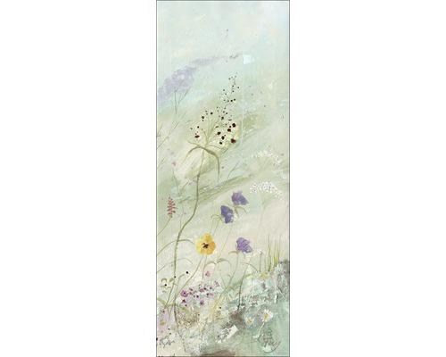 Tableau sur toile Wildblossom III 27x77 cm