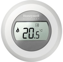Thermostat d''ambiance radio Honeywell Home evohome T87RF2059-thumb-0