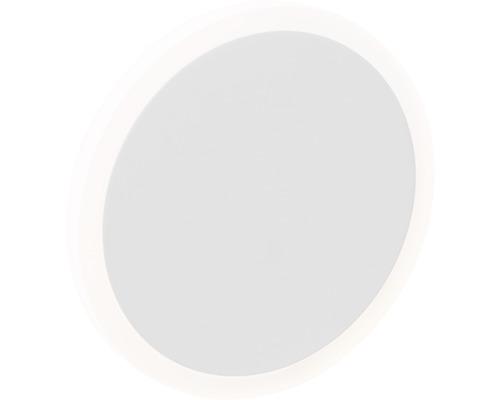 Applique murale à LED Mala blanc à intensité lumineuse variable 1 ampoule avec ampoule 700lm 3000K blanc chaud Ø 160mm