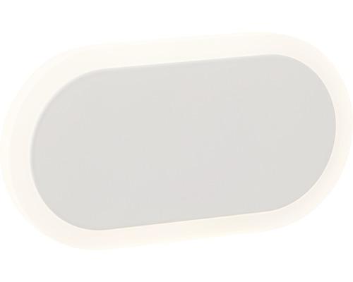 Applique murale LED à intensité lumineuse variable 7W 700lm 3000K blanc chaud l 180mm Ric blanc