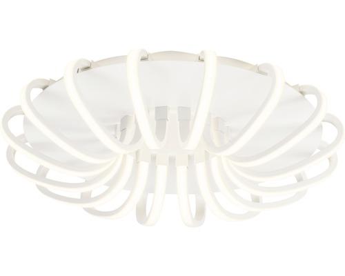 Plafonnier LED Paton blanc à intensité lumineuse variable 1 ampoule avec ampoule 5600lm 3000K blanc chaud Ø 640mm