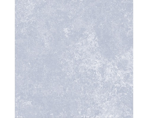 Carrelage décoratif en grès cérame fin Heidelberg bleu 18,6x18,6cm