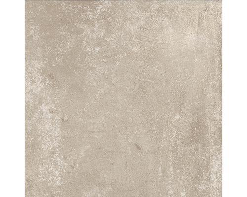 Carrelage décoratif en grès cérame fin Heidelberg beige 18,6x18,6cm