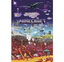 Poster Minecraft 61x91,5 cm-thumb-0