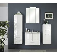 Armoire salle de bains Oria I 65cm blanc 045.406553 IP 44 (protection contre les corps étrangers et les projections d''eau)-thumb-1