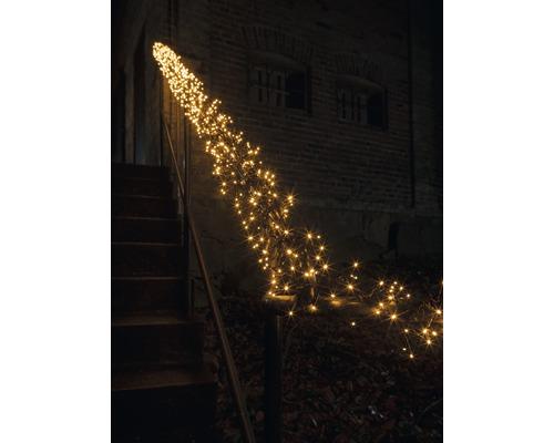 Guirlande lumineuse micro LED buissons extérieur et intérieur 2016 LED ambre