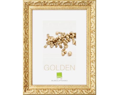 Cadre en bois GOLDEN doré 10x15 cm