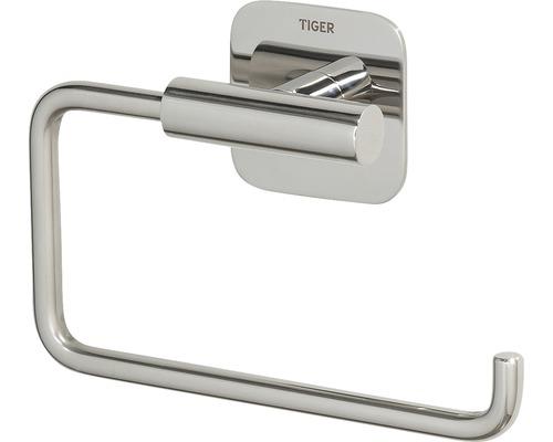 Porte-papier toilette Colar en acier inoxydable poli