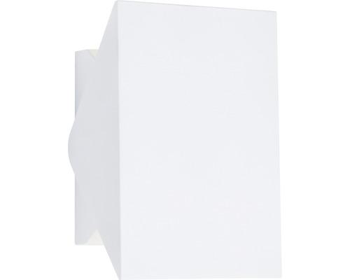 Applique murale à LED Quillan pivotant blanc à intensité lumineuse variable 1 ampoule avec ampoule 810lm 3000K blanc chaud H 150mm