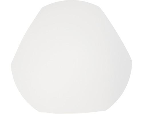 Applique murale à LED Gus blanc à intensité lumineuse variable 3 ampoules avec ampoules 3x144lm 3000K blanc chaud Ø 100mm