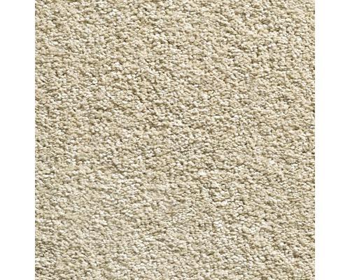 Teppichboden Velours Sofia Farbe 173 beige 500 cm breit (Meterware)