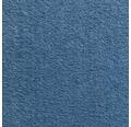 Teppichboden Velours Dahlia Farbe 183 blau 500 cm breit (Meterware)