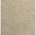 Teppichboden Velours Dahlia Farbe 191 dunkelbeige 400 cm breit (Meterware)