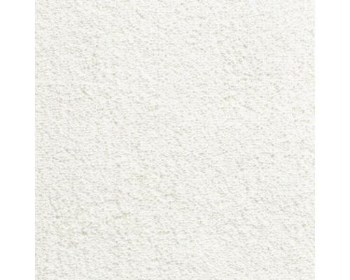 Teppichboden Velours Dahlia Farbe 169 weiß 400 cm breit (Meterware)