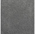 Teppichboden Velours Dahlia Farbe 176 anthrazit 400 cm breit (Meterware)
