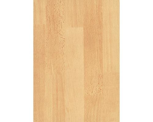 Küchenarbeitsplatte PICCANTE BU37 Buche Parkett 4100x600x39mm