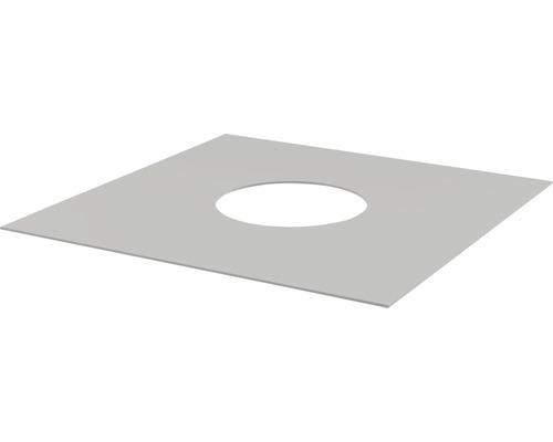 Selbstklebende Anschlussfolie mit Loch 300x300 mm für Bodenablauf Butylfolie
