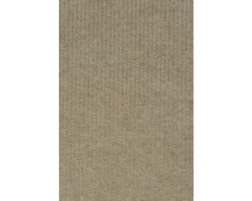 Moquette événementielle feutre aiguilleté Meli 17 beige clair, largeur 200 cm x 60 m (rouleau entier)