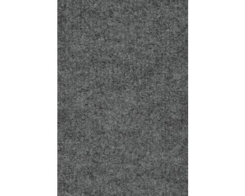 Moquette événementielle feutre aiguilleté Meli 70 gris moyen, largeur 200 cm x 60 m (rouleau entier)