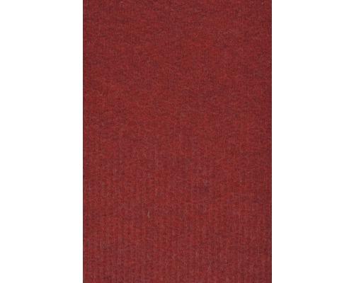 Moquette événementielle feutre aiguilleté Meli 21 rouge, largeur 200 cm x 60 m (rouleau entier)