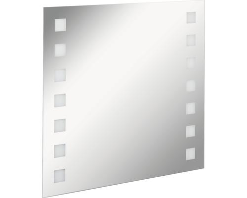 LED Badspiegel FACKELMANN Mirrors Karo 80x75 cm IP 20