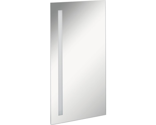 LED Badspiegel FACKELMANN Mirrors Linear 40x75 cm IP 20
