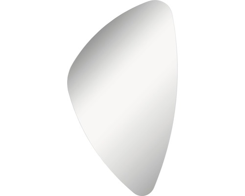 Kristallspiegel FACKELMANN Mirrors organic 89x55 cm