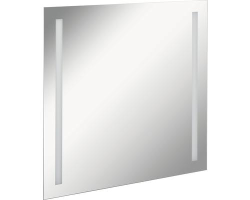 LED Badspiegel FACKELMANN Mirrors Linear 80x75 cm IP 20