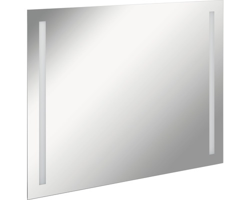 LED Badspiegel FACKELMANN Mirrors Linear 100x75 cm IP 20