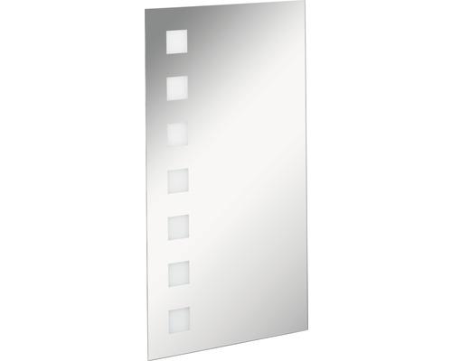 LED Badspiegel FACKELMANN Mirrors Karo 40x75 cm IP 20