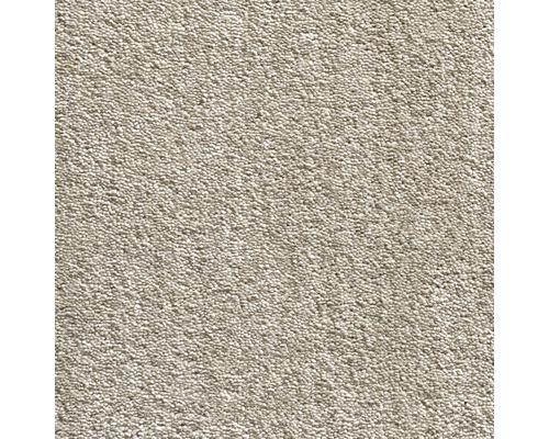 Teppichboden Velours Grace Farbe 69 beige 500 cm breit (Meterware)